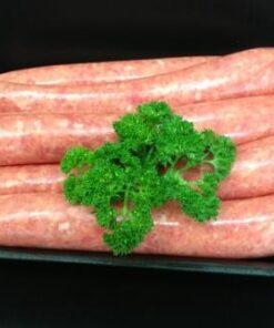 2kg Gluten Free Thin Sausages